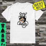 Crazy Calico Cat Lady Shirt