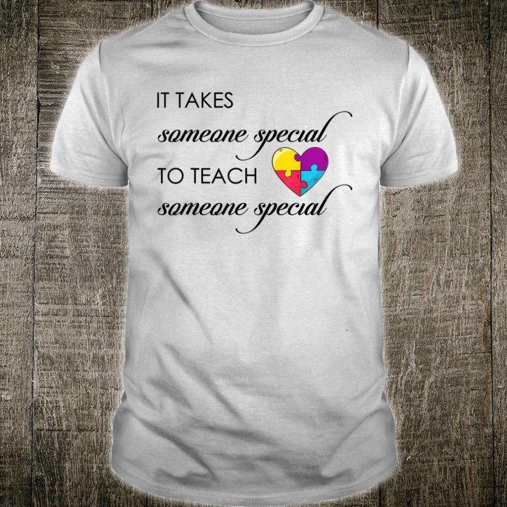 Cute Special Education Teacher best idea for sped Shirt