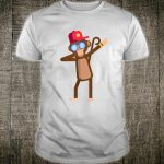 Dabbing monkey Shirt
