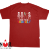 Dare To Be Yourself Dabbing Skeleton Autism Shirt