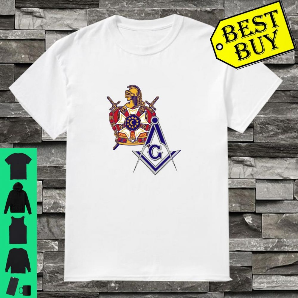 Demolay International Order for Youth Leadership shirt
