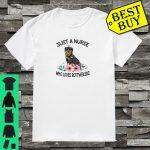 Dog s Rottweiler Clothing Nurse Gifts Rottie Mom Shirt