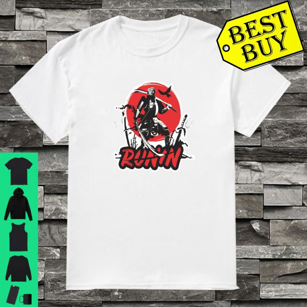 Donald Trump RONIN Shirt Pro President 45 Awesome Shirt