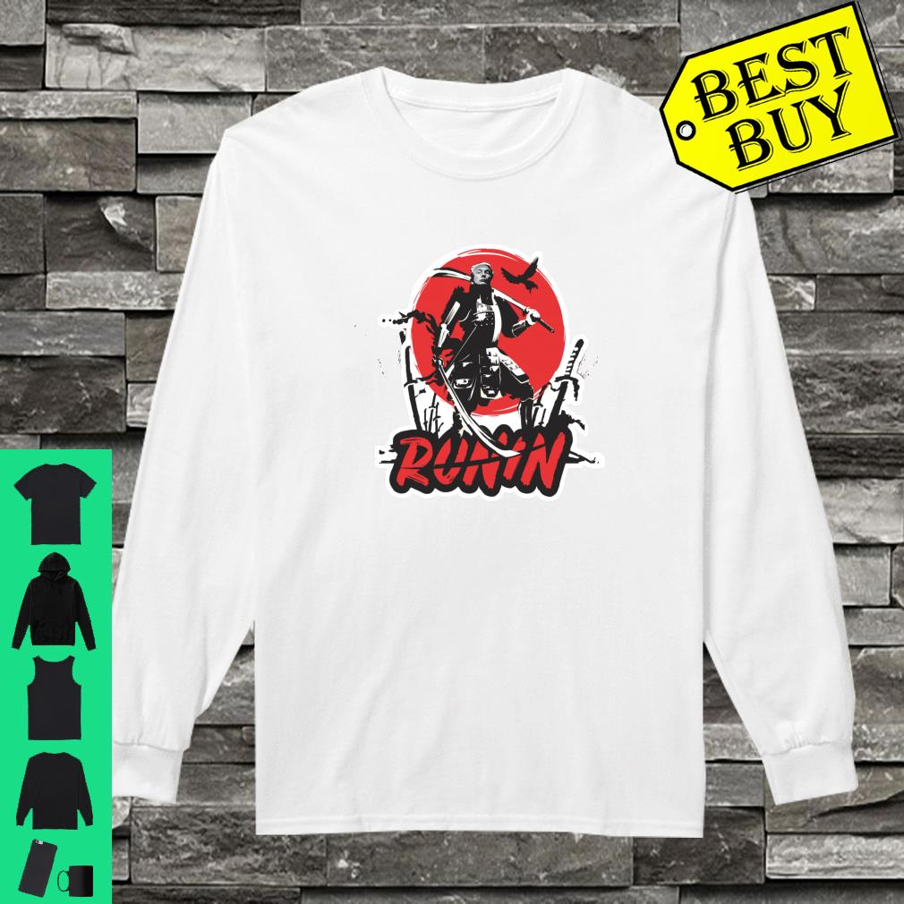 Donald Trump RONIN Shirt Pro President 45 Awesome Shirt long sleeved