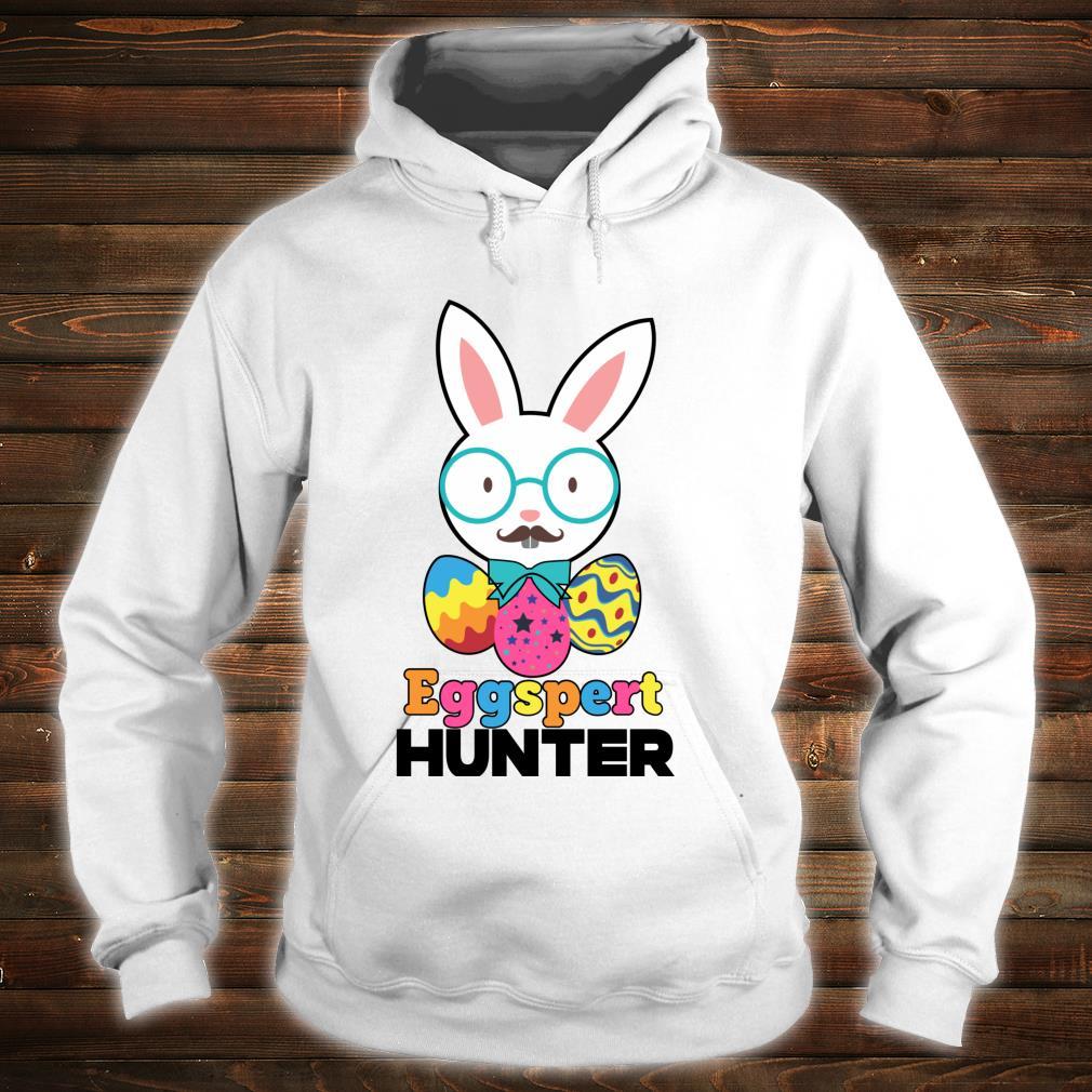 Easter Sunday Eggspert Hunter Bunny or Candy Shirt hoodie