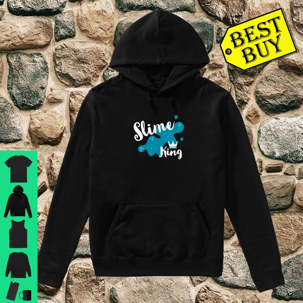 Fun Family Slime for Slime King Playing Party Matching Gift shirt hoodie