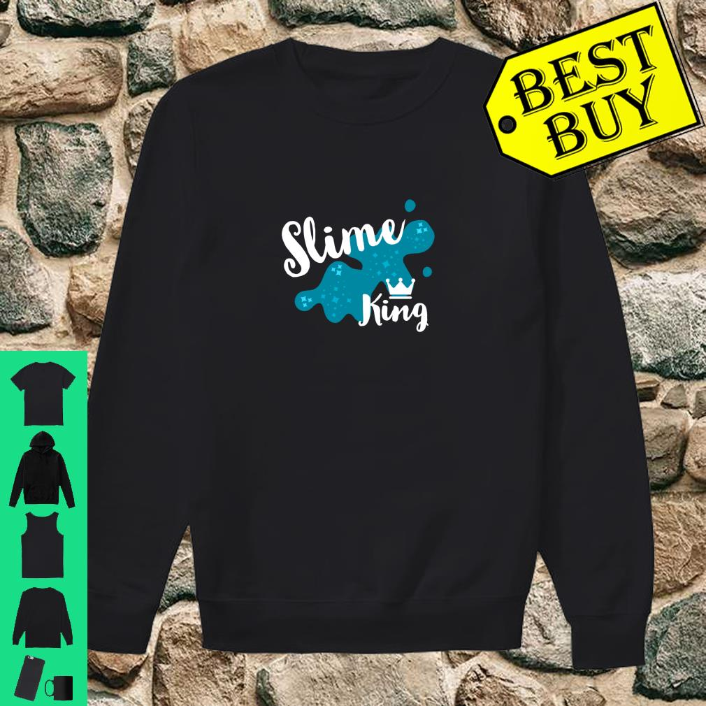 Fun Family Slime for Slime King Playing Party Matching Gift shirt sweater