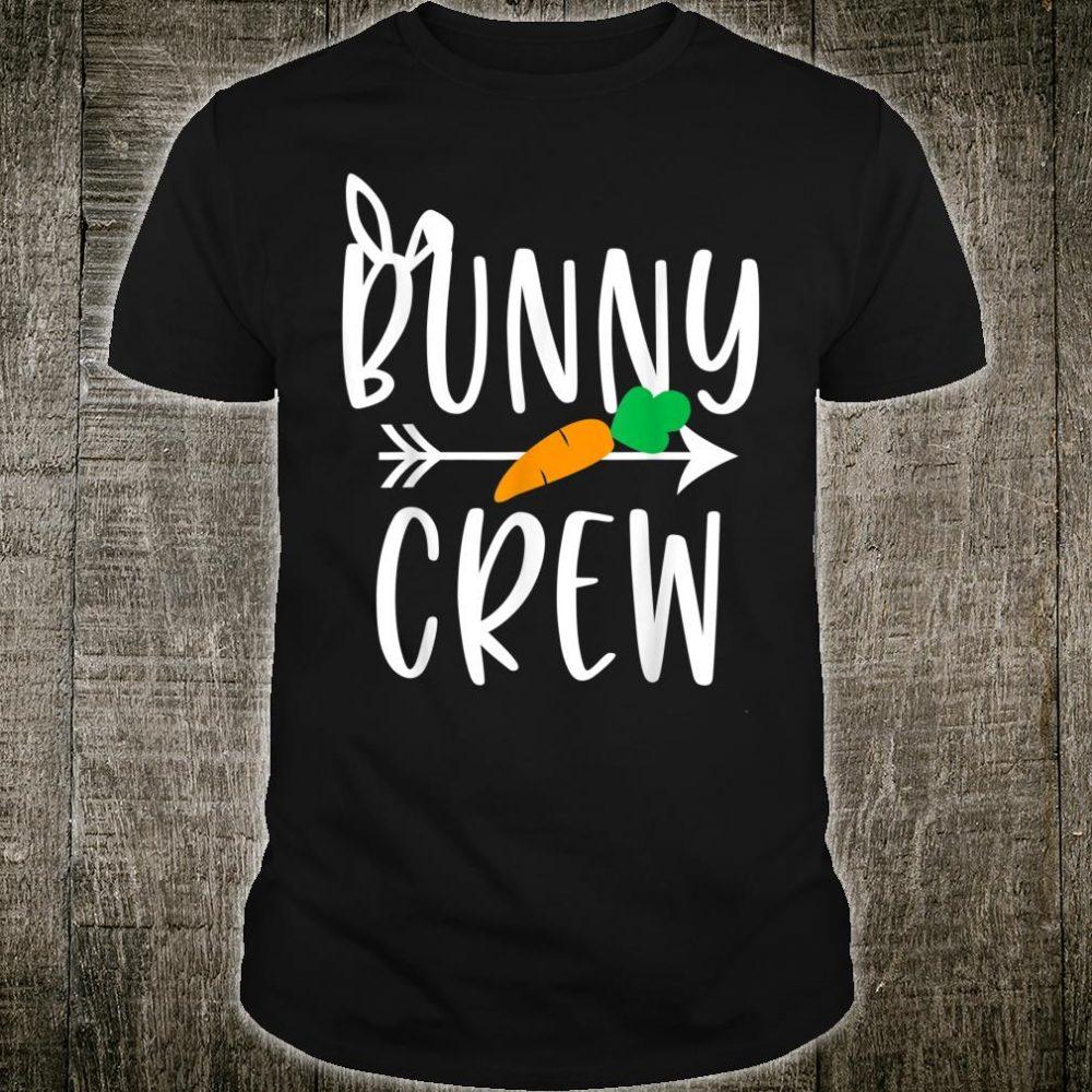 Funny Cousin Toddler Adult Easter Egg Hunt Bunny Crew Shirt
