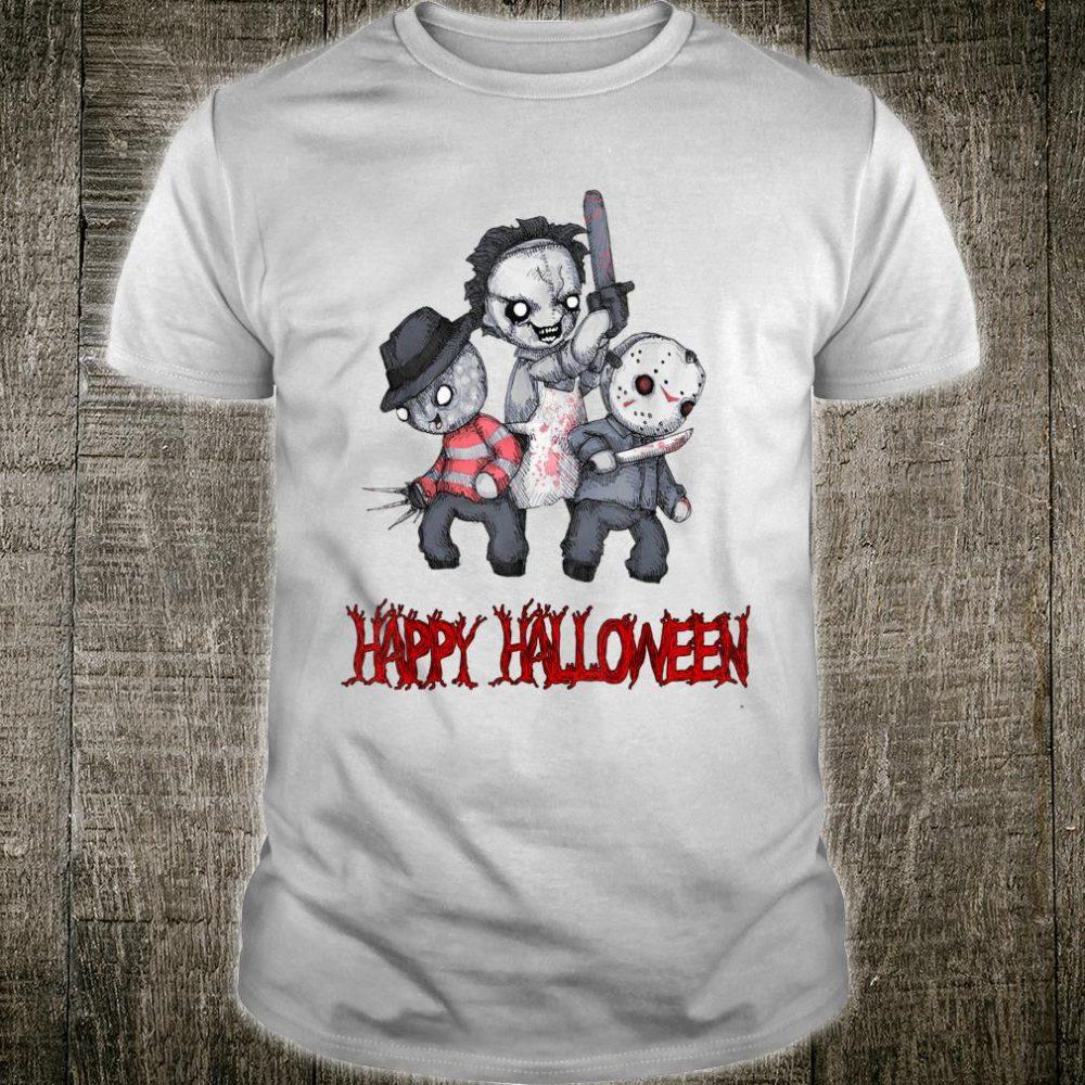 Funny Halloween Terror 3 Costume Shirt