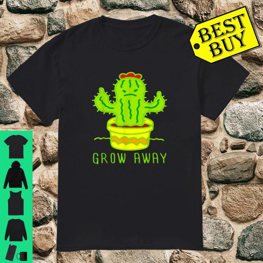 GROW AWAY CACTUS Shirt