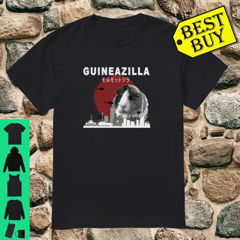 GuineapigzillaSchutz der TokyoFilmplakatArtGrafik Shirt