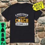 Gymnastics Coach Appreciation Sports Gym Team Season Shirt