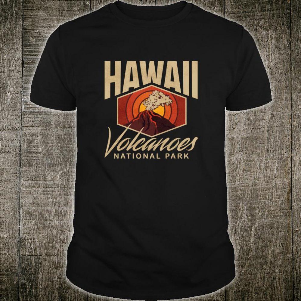 Hawaii Volcanoes National Park vacation Shirt