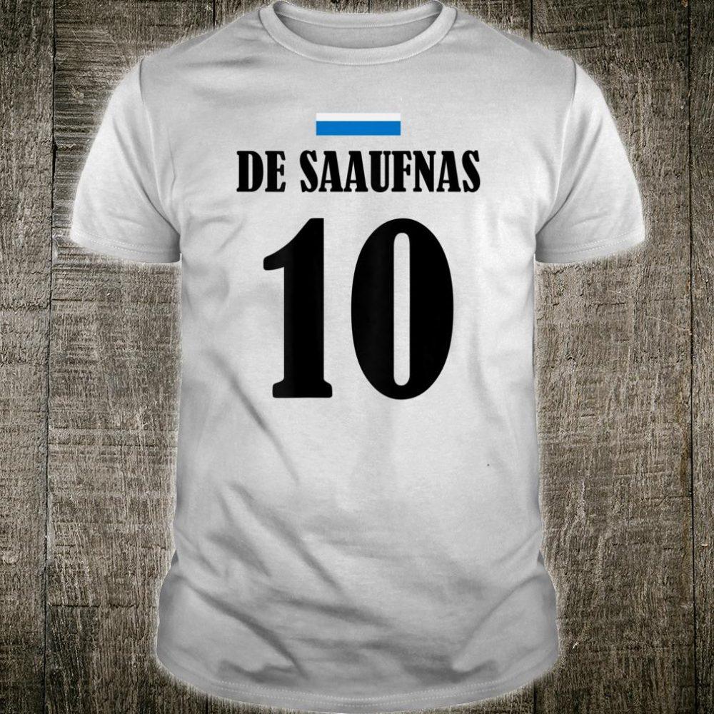 Holland Sauftrikots Witzige Sprüche Team Sauftour Party Spaß Shirt