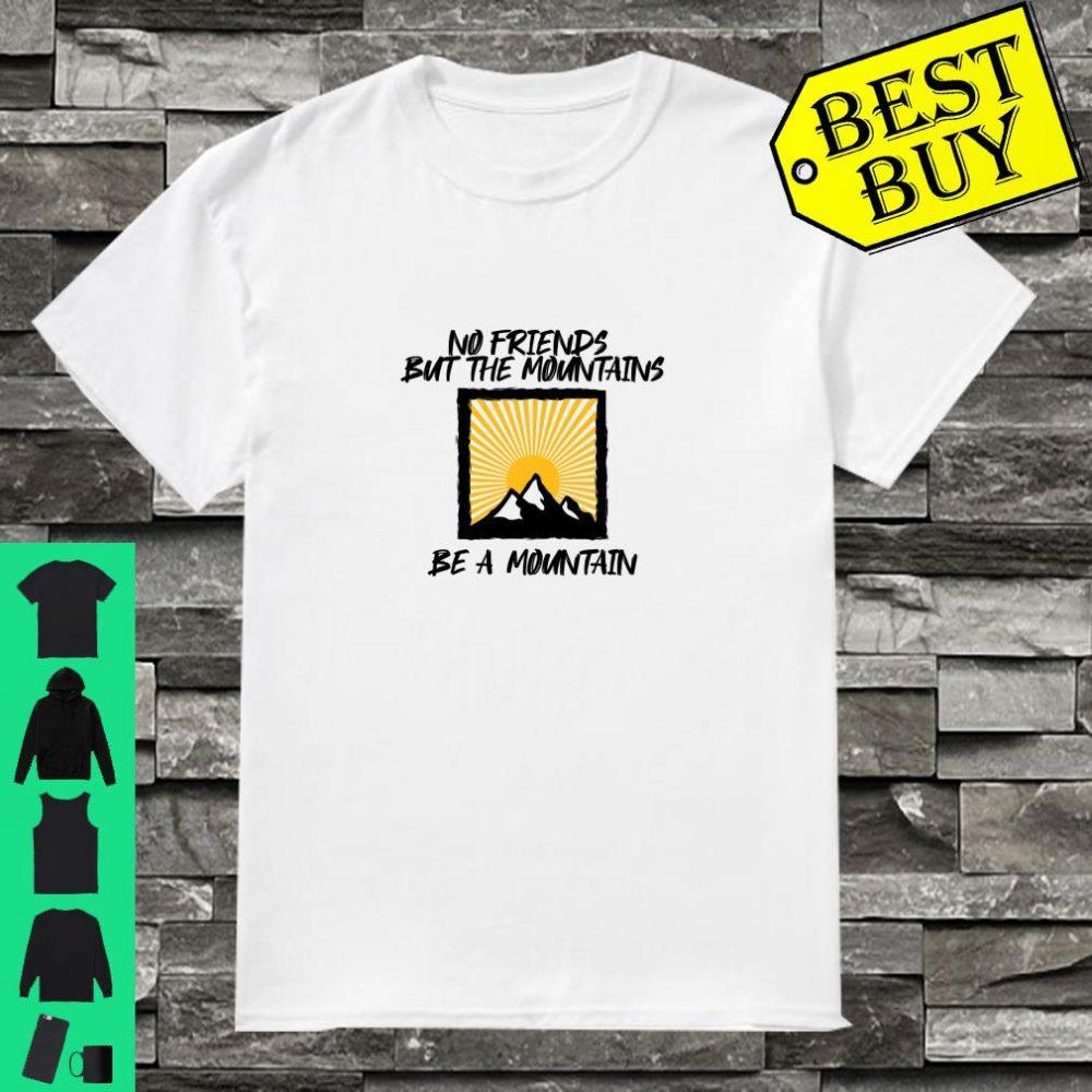 Kurdish Design No Friends But The Mountains Design shirt