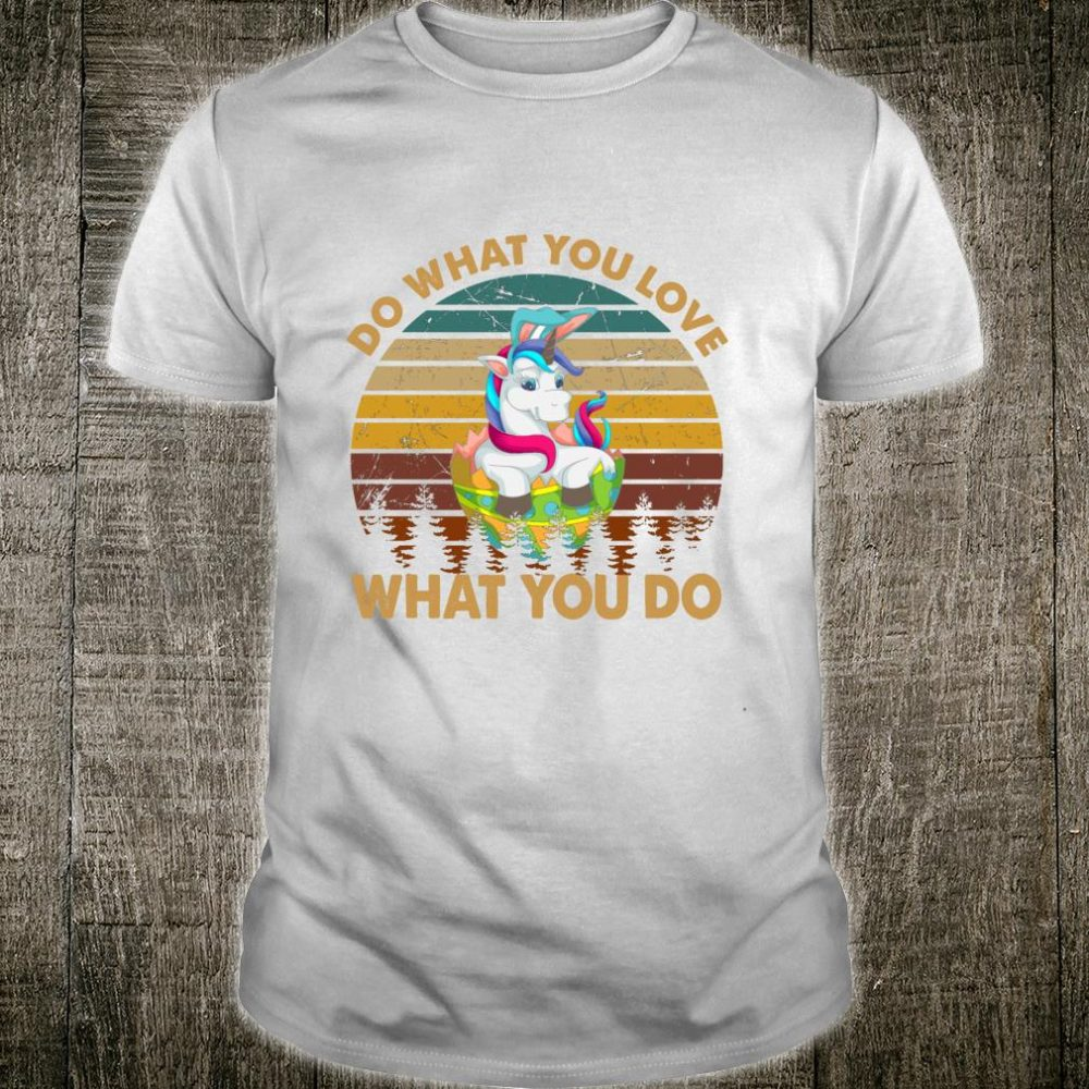 Love Vintage Easter Unicorn Easter Day Kid Shirt