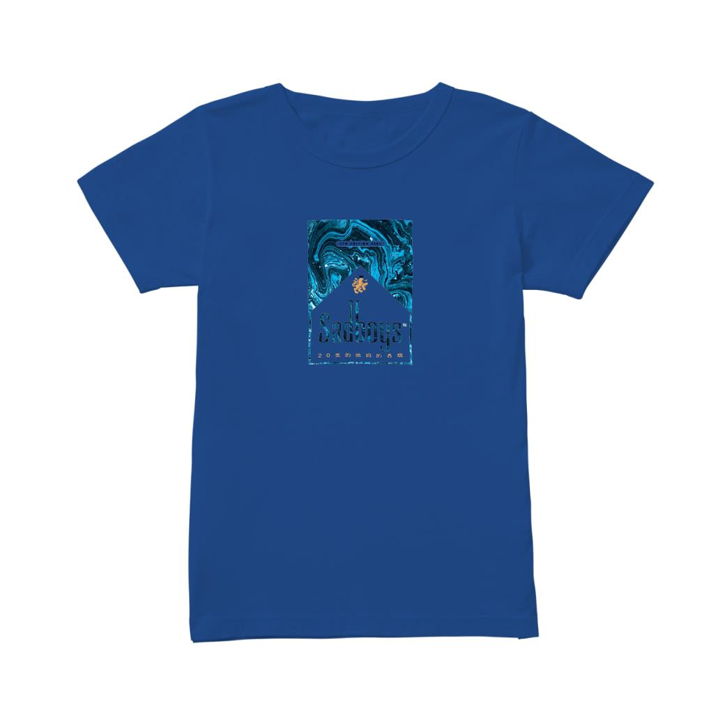 Ltd edition 2001 Sadboys shirt ladies tee