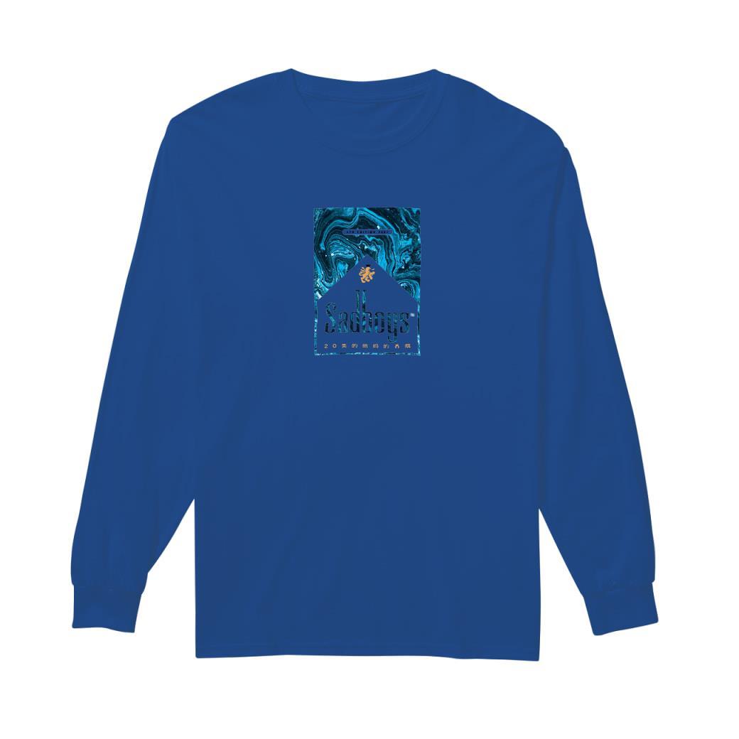 Ltd edition 2001 Sadboys shirt Long sleeved