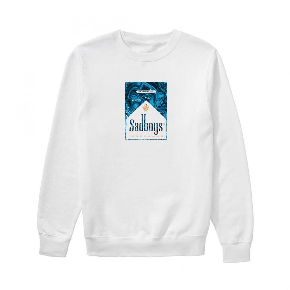 Ltd edition 2001 Sadboys shirt sweater