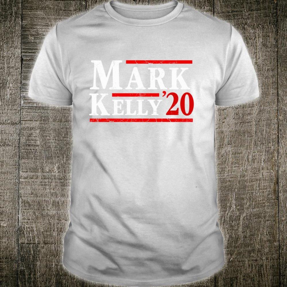 Mark Kelly 2020 Election Arizona Democrat Shirt
