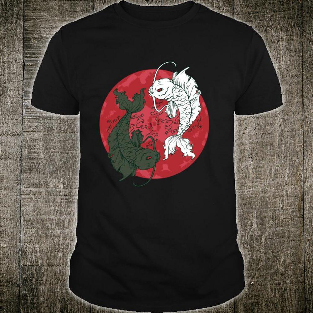 Oriental Fish Shirt