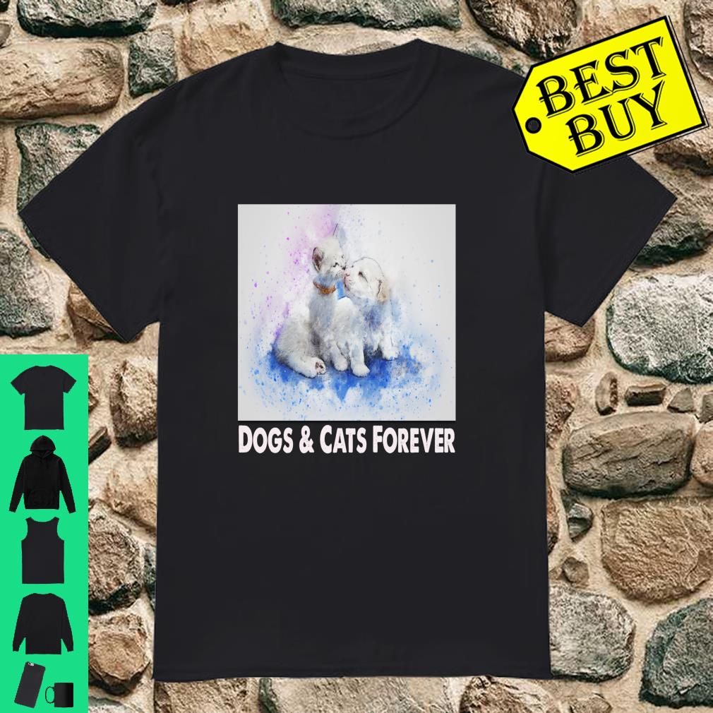 Pets Cats And Dogs Artist Gifts For Art Markers Art On Shirt
