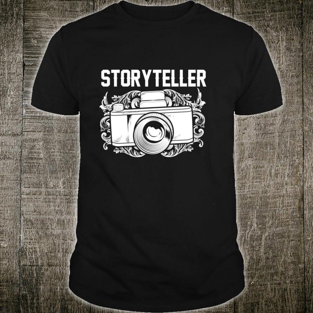 Photography Day Camera Photographer Shirt