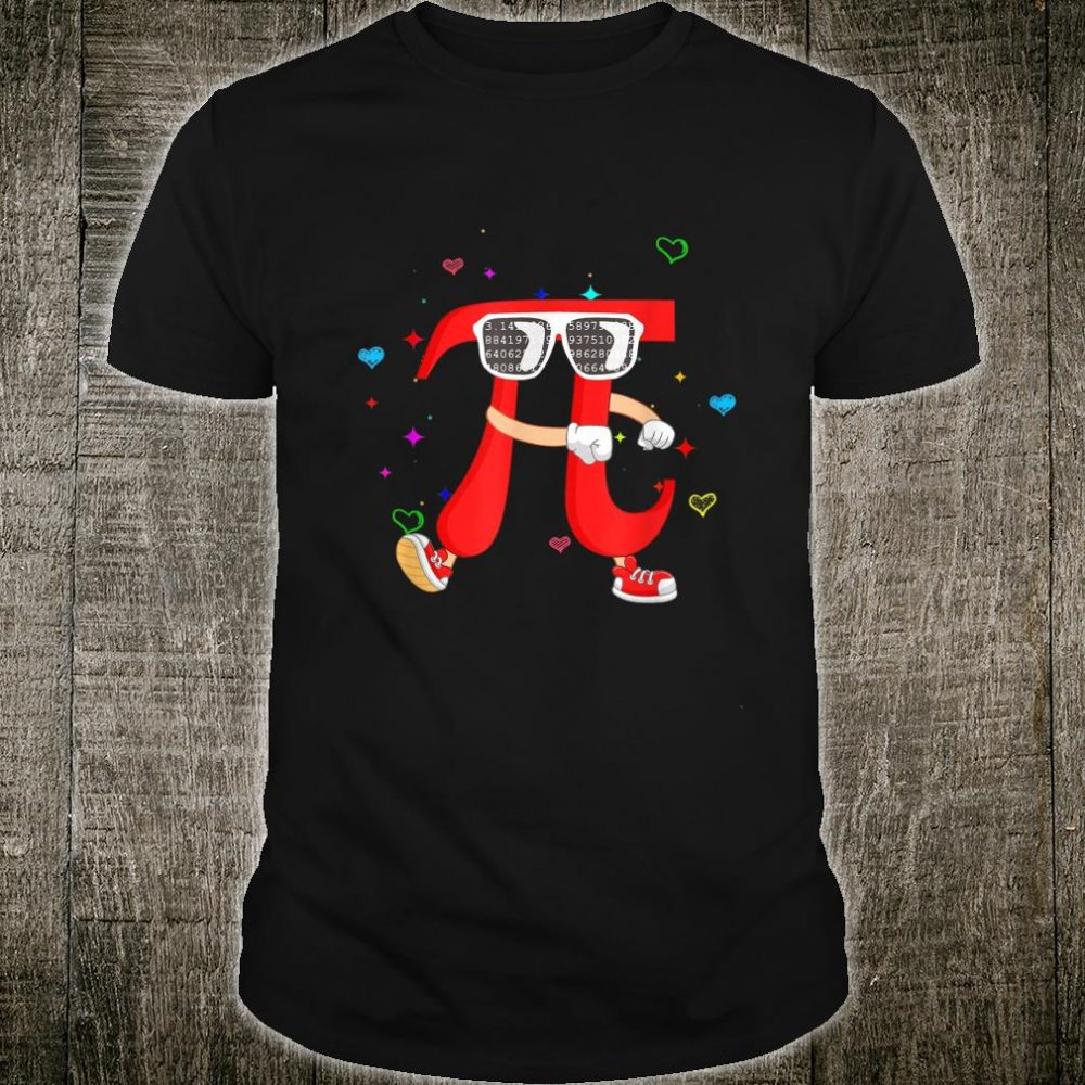 Pi Day Pi Floss Dance Shirt