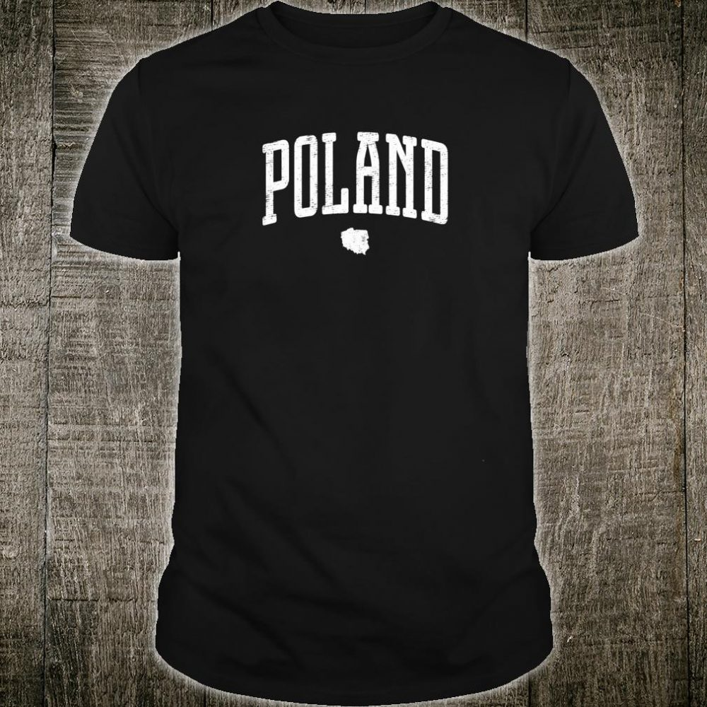Poland Icon Vintage Shirt