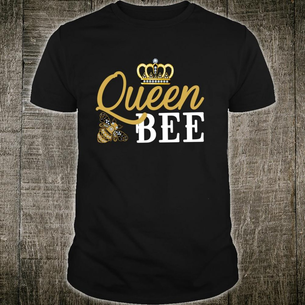 Queen Bee with Crown International's Day 2020 Shirt