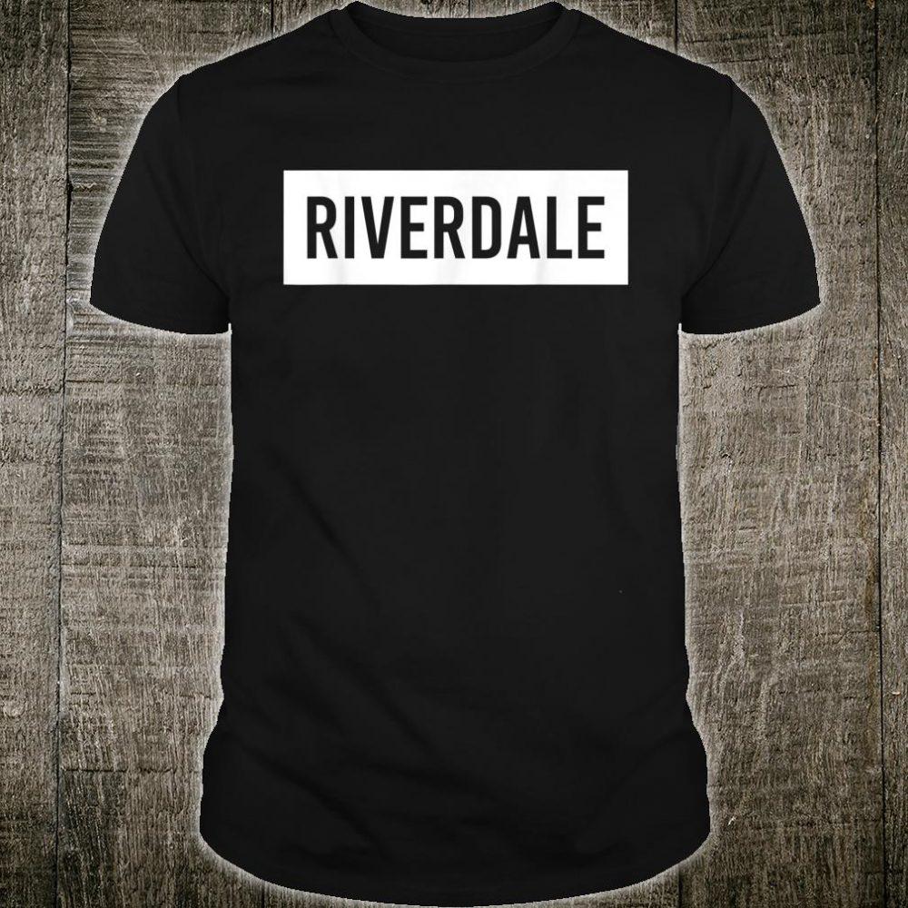 RIVERDALE IL ILLINOIS City Home Roots USA Shirt