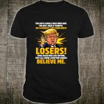 Really Great Aunt Proud Auntie Trump Mother's Day Shirt