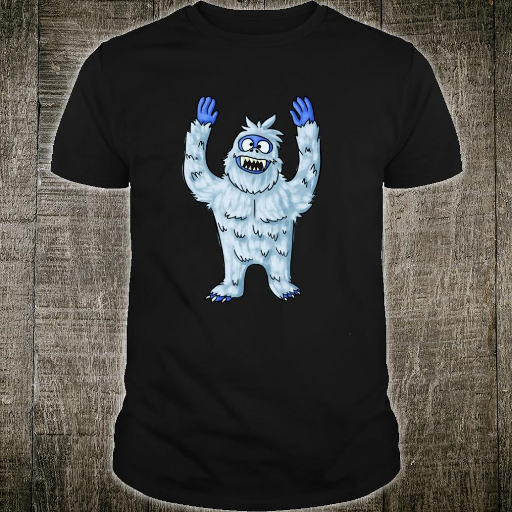 Retro Abominable Snowman Shirt