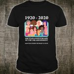 Rights Right to Vote 19th Amendment 100 Years Shirt
