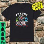 Science Fair Future Scientist STEM STEAM Boy Girl Shirt