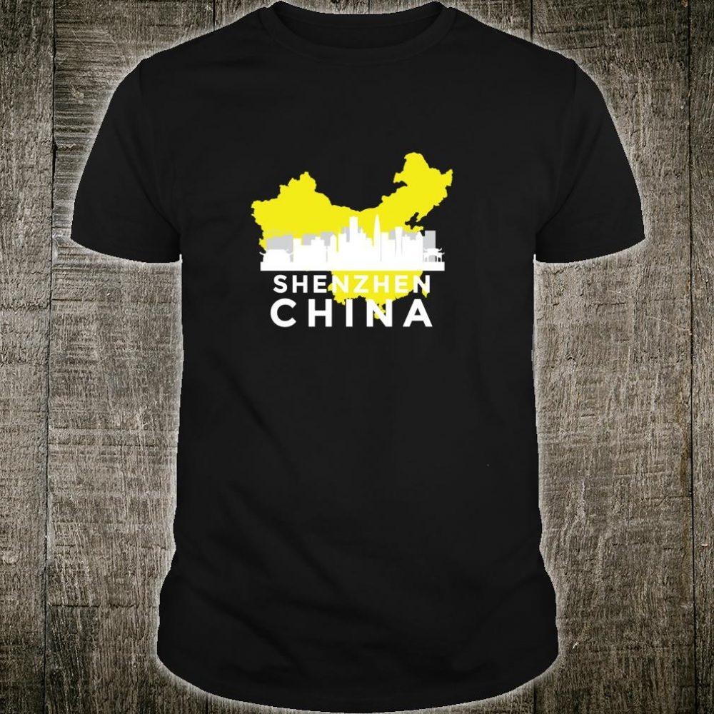 Shenzhen China Shirt