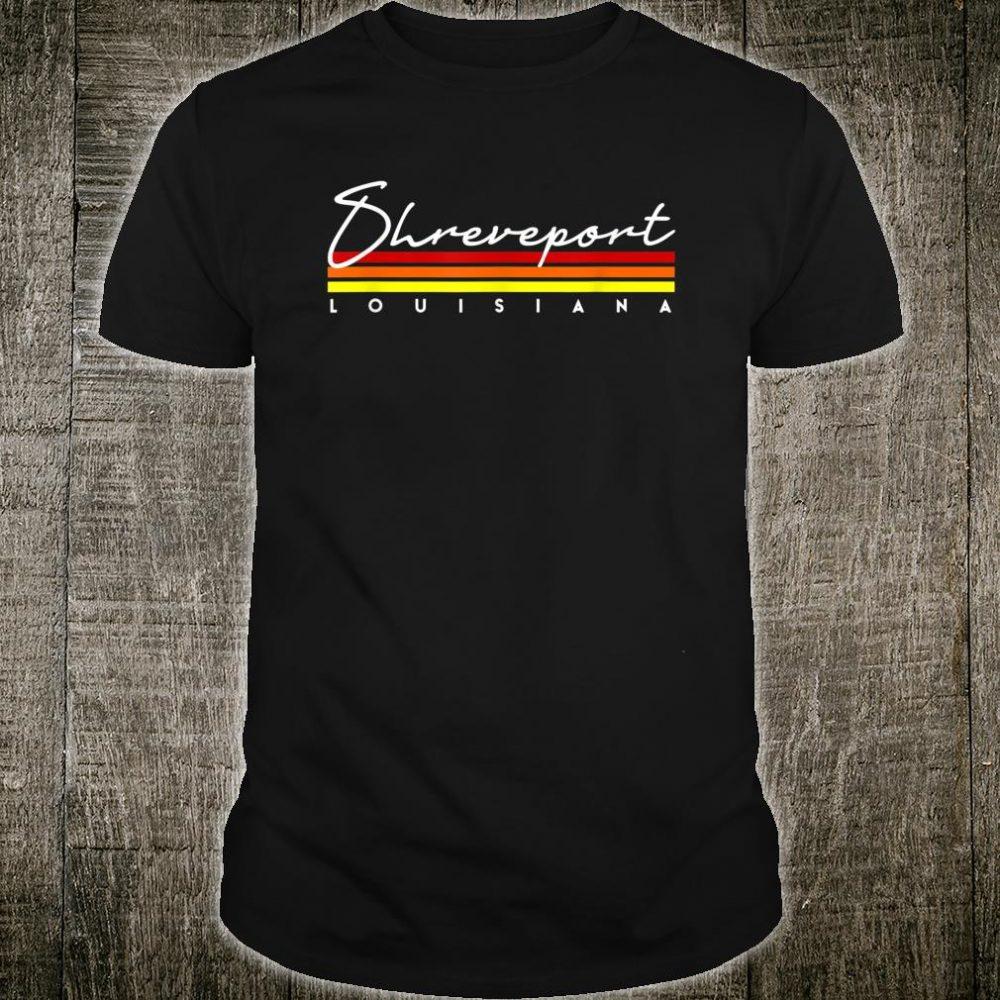 Shreveport Louisiana Shirt