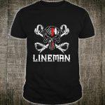 Skull Lineman Shirt