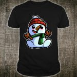 Snowman Christmas Shirt