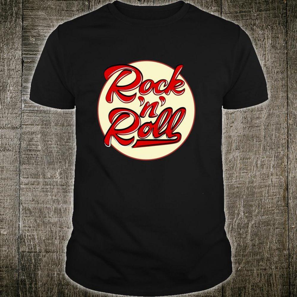 Sock Hop Retro 1950s Party 50s Rockabilly Doo Wop 60s 70s Shirt