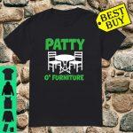 St Patricks Day Patty O Furniture Lucky Irish Shirt
