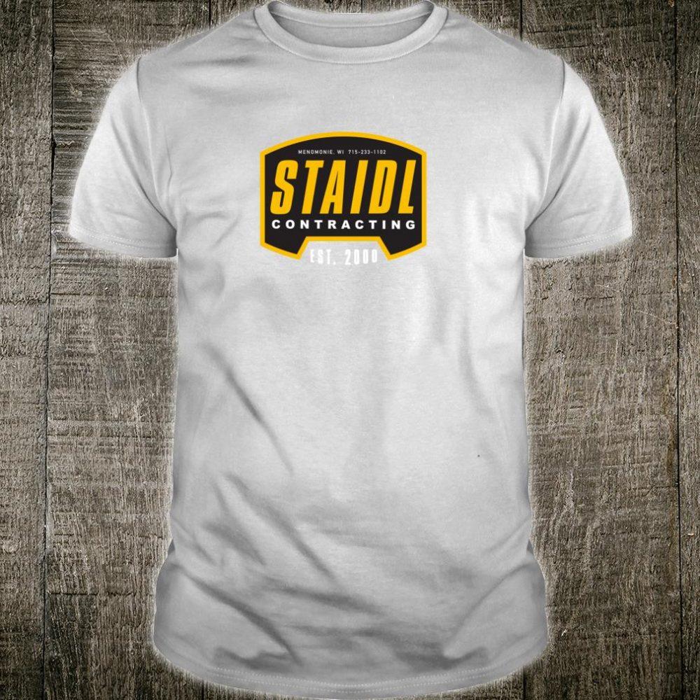 Staidl Contractingomonie, WI Shirt