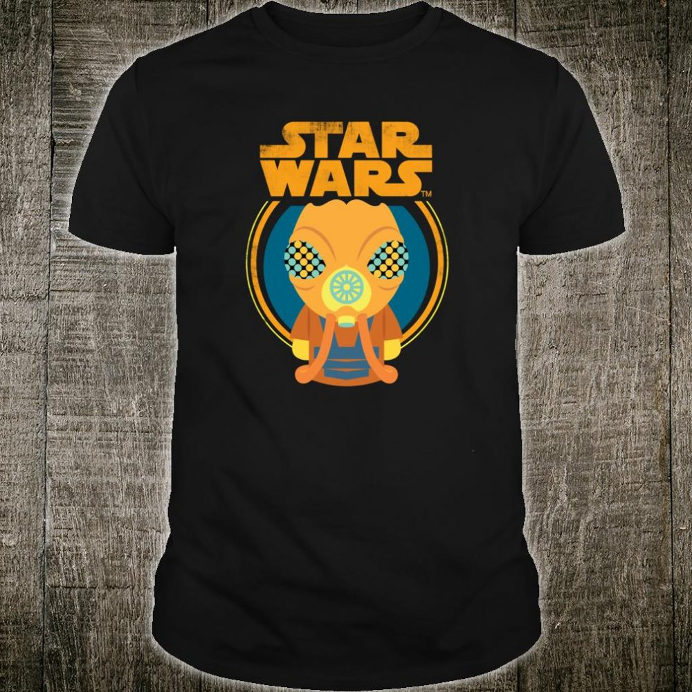 Star Wars Kawaii Zuckuss Shirt
