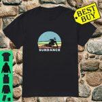 Sundance Ski Illustration Retro Vintage Sundance UT shirt