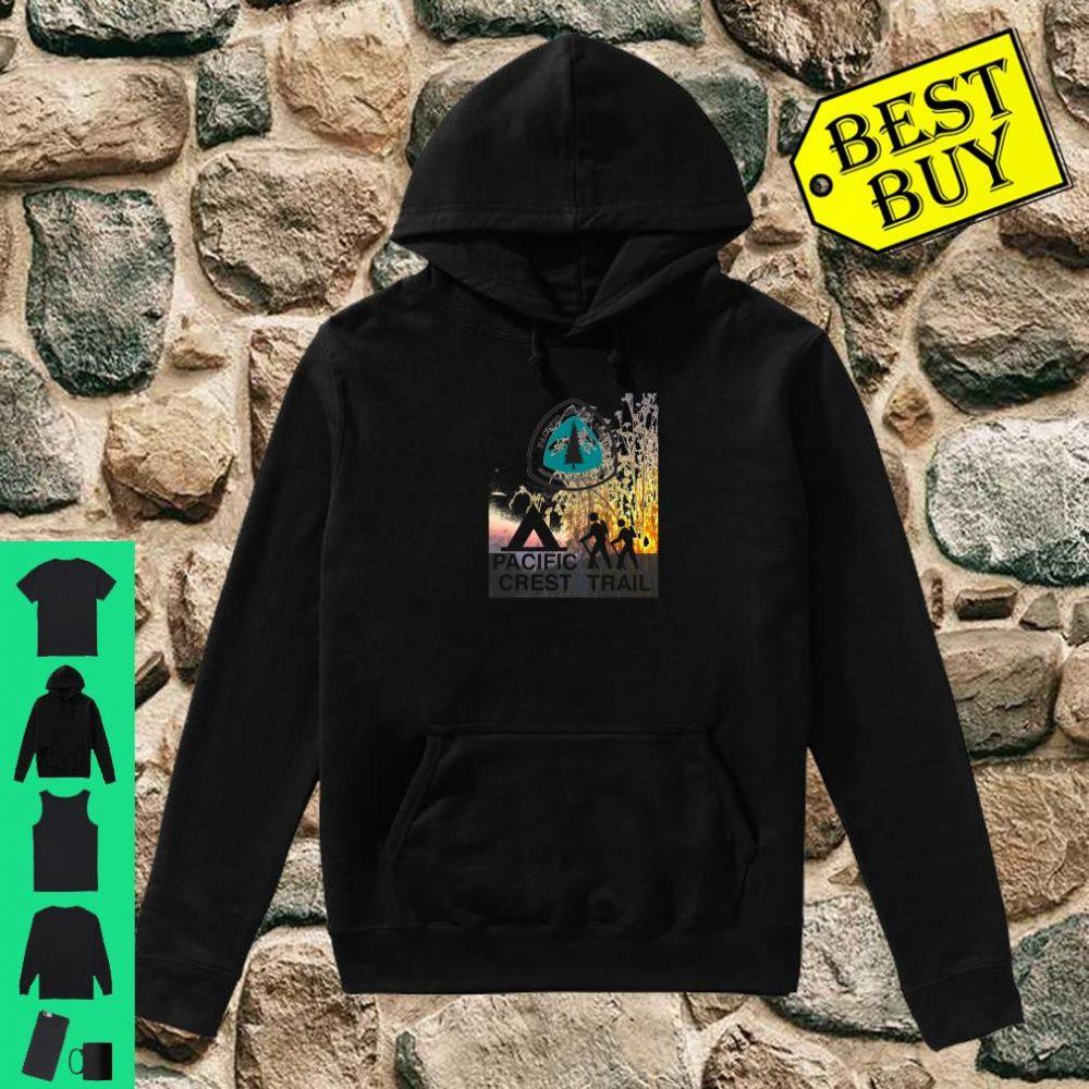 SunsetSafetyFirstPCTPacificCrestTrailGiftsMagic Shirt hoodie