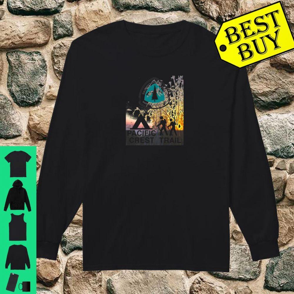 SunsetSafetyFirstPCTPacificCrestTrailGiftsMagic Shirt long sleeved