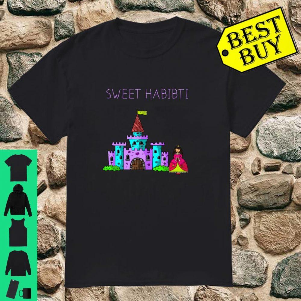 Sweet Habibti Princess Arabic shirt_2