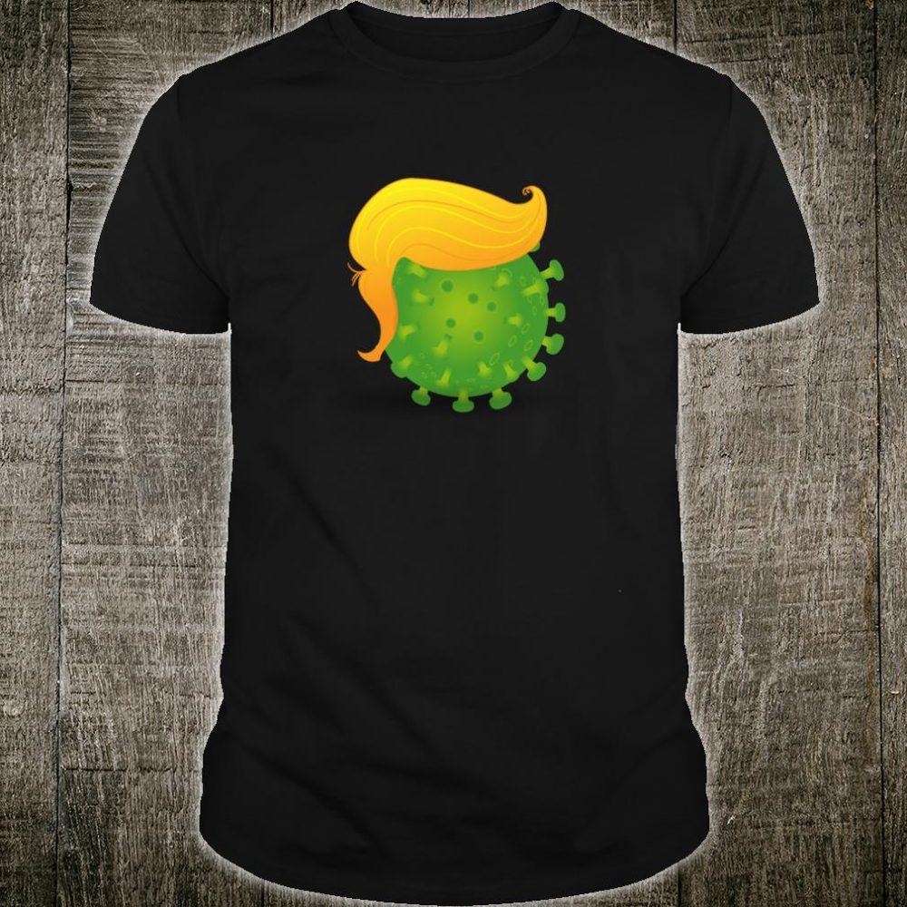 TRUMPDEMIC Anti Trump Virus Shirt