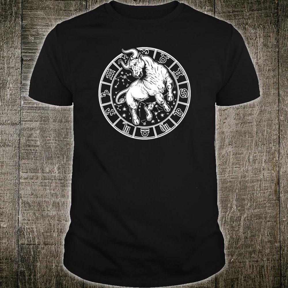 Taurus Astrology Star Sign Unisex Shirt