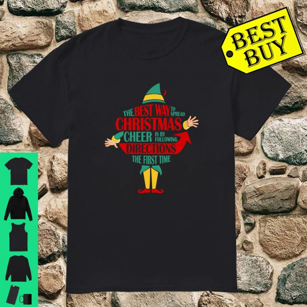 Teacher Christmas Cheer Teacher Gift Shirt